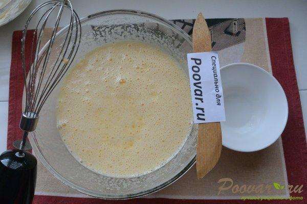 Пирог с творогом и вишней Шаг 4 (картинка)