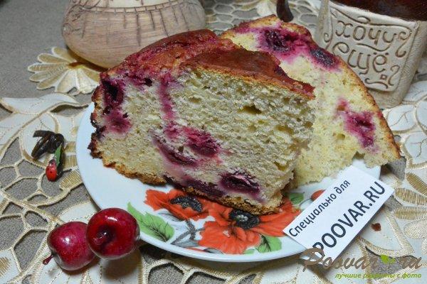 Пирог с творогом и вишней Шаг 19 (картинка)