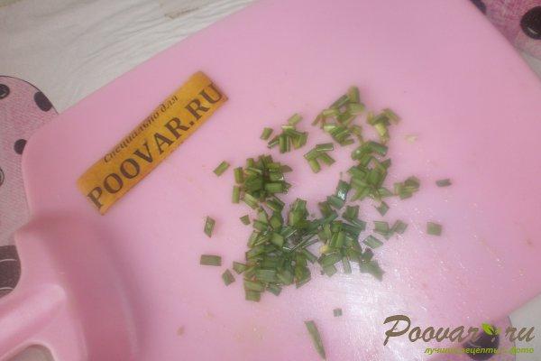 Салат из морской капусты с сельдью Шаг 9 (картинка)