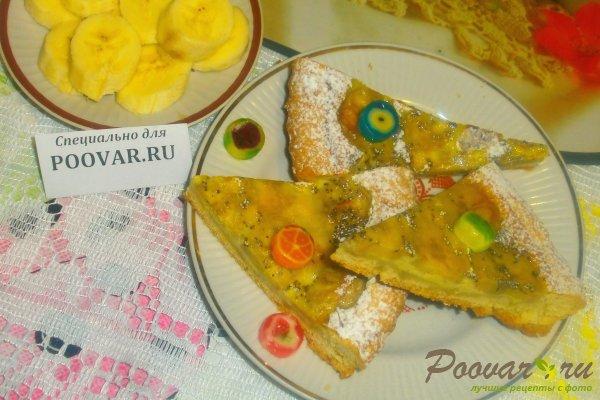 Пирог с бананом Шаг 14 (картинка)