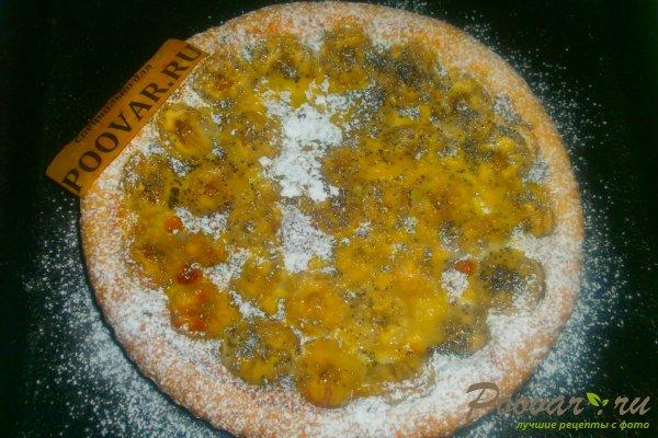 Пирог с бананом Шаг 13 (картинка)