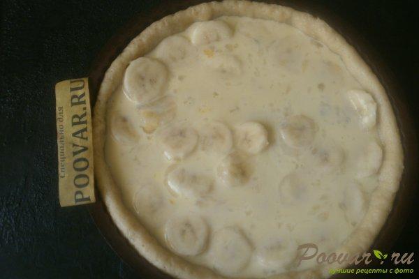 Пирог с бананом Шаг 10 (картинка)