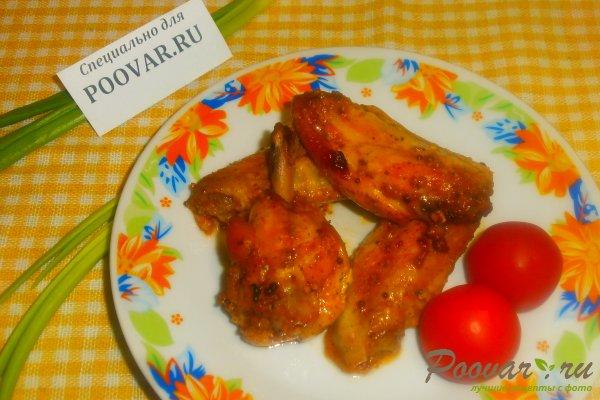 Куриные крылышки с мёдом и горчицей Шаг 12 (картинка)