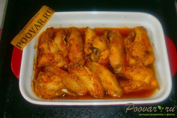 Куриные крылышки с мёдом и горчицей Шаг 10 (картинка)