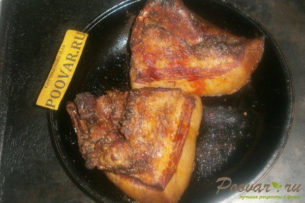 Свиная щечка в луковой шелухе Шаг 12 (картинка)