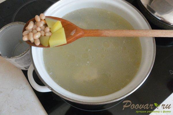 Суп из свинины с фасолью Шаг 9 (картинка)