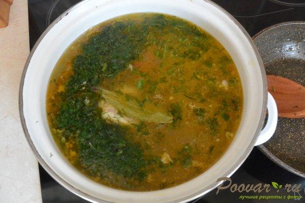 Суп из свинины с фасолью Шаг 11 (картинка)