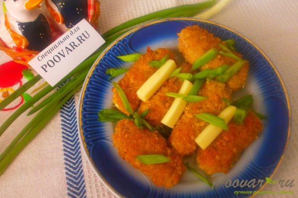 Колбаски из индейки с сыром Изображение