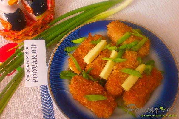 Колбаски из индейки с сыром Шаг 14 (картинка)