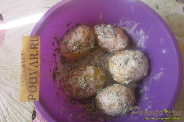Картофель запечённый в беконе Шаг 10 (картинка)
