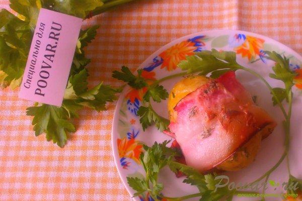 Картофель запечённый в беконе Шаг 14 (картинка)