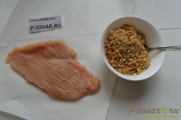 Жареная куриная грудка на сковороде Шаг 4 (картинка)