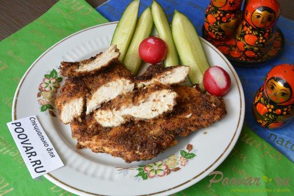 Жареная куриная грудка на сковороде Шаг 13 (картинка)