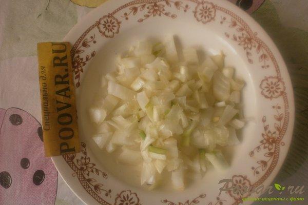 Хек тушёный с овощами Шаг 4 (картинка)