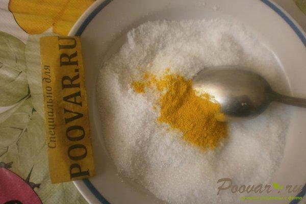 Скумбрия солёная с куркумой Шаг 3 (картинка)