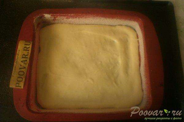 Заливной пирог с творожной начинкой Шаг 10 (картинка)