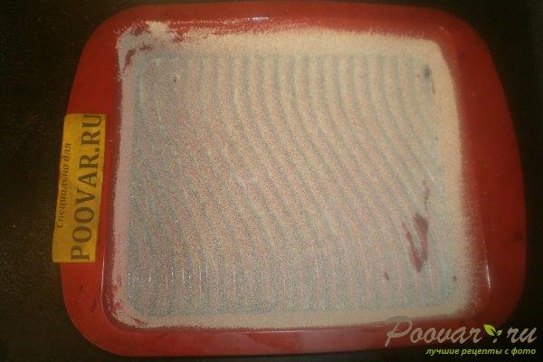 Заливной пирог с творожной начинкой Шаг 9 (картинка)