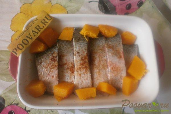 Запечённый толстолобик с овощами Шаг 11 (картинка)