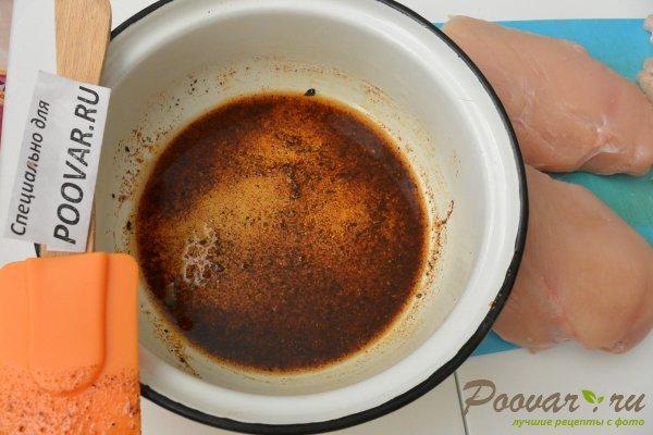Сочная куриная грудка на сковороде Шаг 3 (картинка)