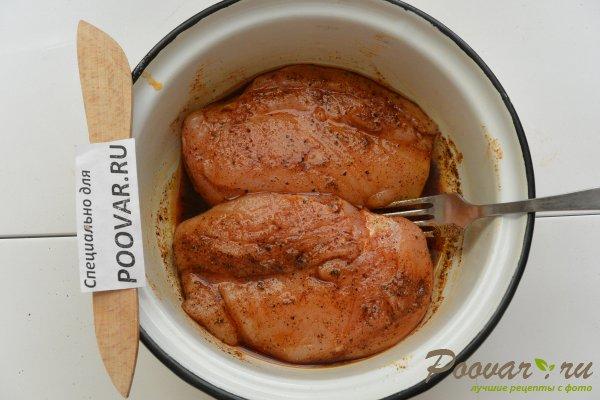 Сочная куриная грудка на сковороде Шаг 4 (картинка)