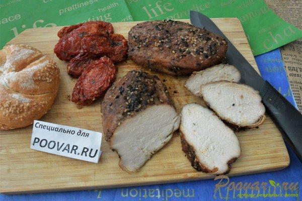Сочная куриная грудка на сковороде Шаг 10 (картинка)