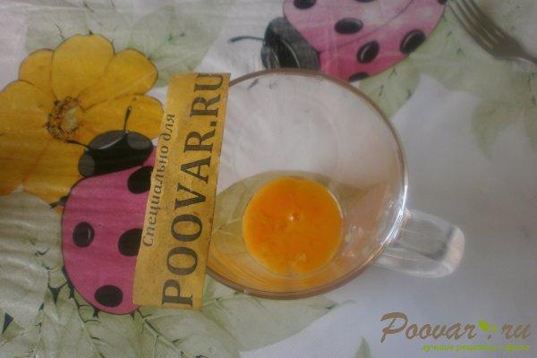 Пудинг на манке с ягодами Шаг 5 (картинка)