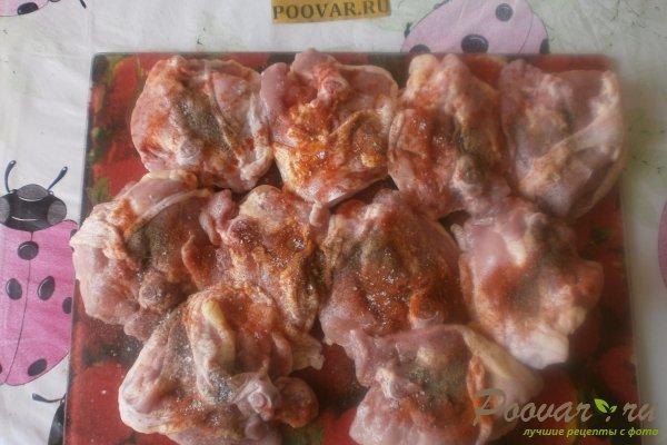 Куриные бёдрышки с кунжутом Шаг 3 (картинка)