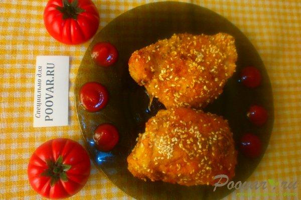 Куриные бёдрышки с кунжутом Шаг 14 (картинка)