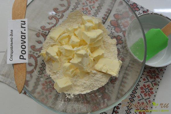 Рассыпчатое печенье с шоколадом Шаг 3 (картинка)
