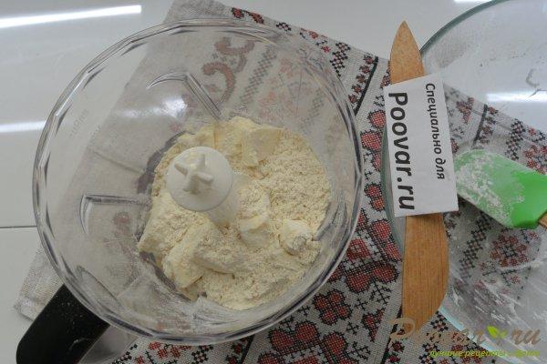 Рассыпчатое печенье с шоколадом Шаг 4 (картинка)