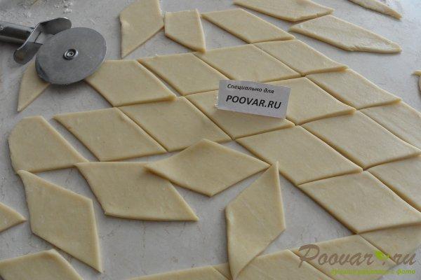 Рассыпчатое печенье с шоколадом Шаг 10 (картинка)