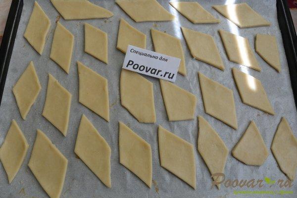 Рассыпчатое печенье с шоколадом Шаг 11 (картинка)