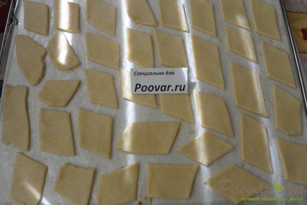 Рассыпчатое печенье с шоколадом Шаг 12 (картинка)