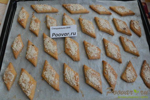 Рассыпчатое печенье с шоколадом Шаг 16 (картинка)