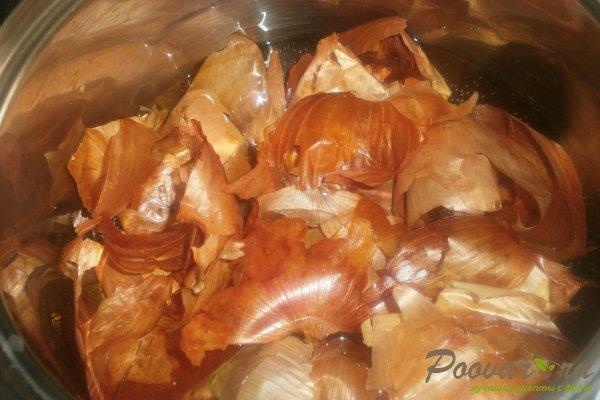 Щековина свиная в луковой шелухе Шаг 4 (картинка)