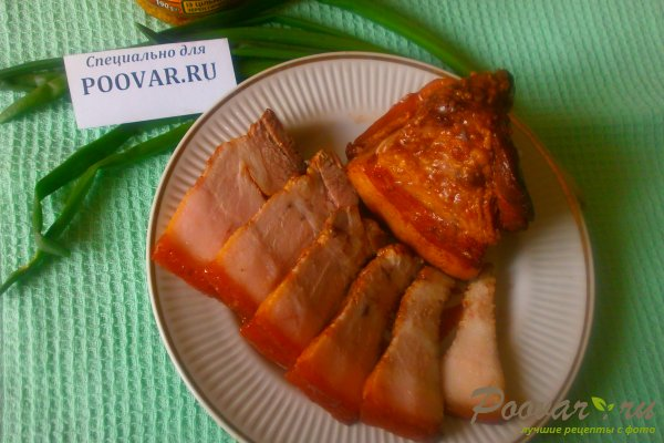 Щековина свиная в луковой шелухе Шаг 10 (картинка)