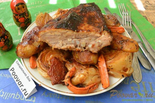 Мясо запеченное в духовке Шаг 17 (картинка)