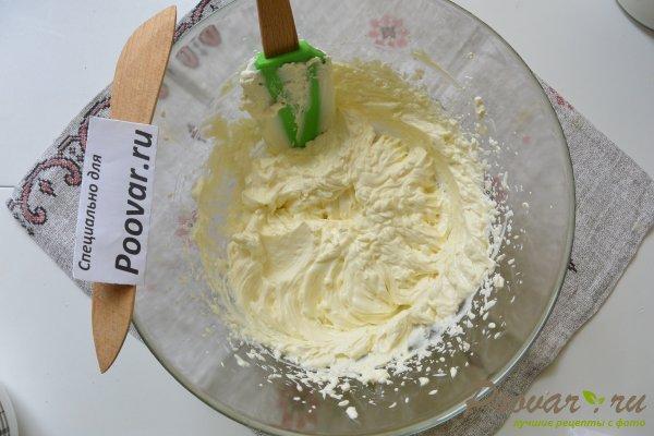Мороженое из крем-чиза со сливками Шаг 8 (картинка)