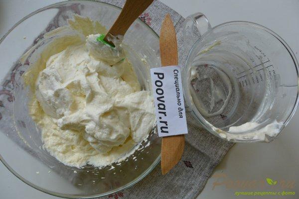 Мороженое из крем-чиза со сливками Шаг 12 (картинка)