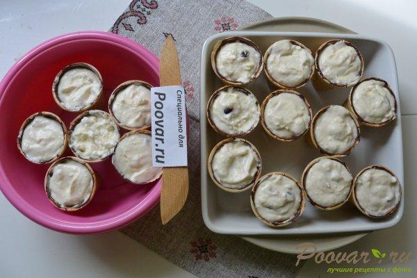 Мороженое из крем-чиза со сливками Шаг 16 (картинка)