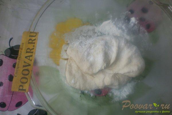 Песочное дрожжевое тесто Шаг 8 (картинка)