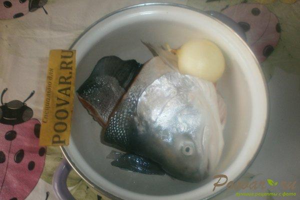 Рыбный суп из форели Шаг 3 (картинка)