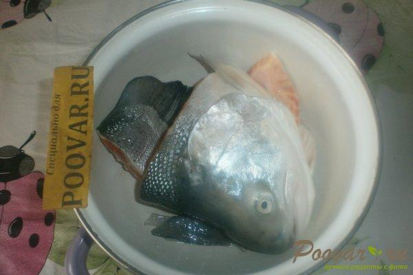 Рыбный суп из форели Шаг 2 (картинка)