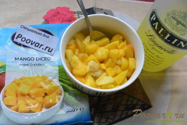 Чизкейк без выпечки с фруктами и желе Шаг 1 (картинка)