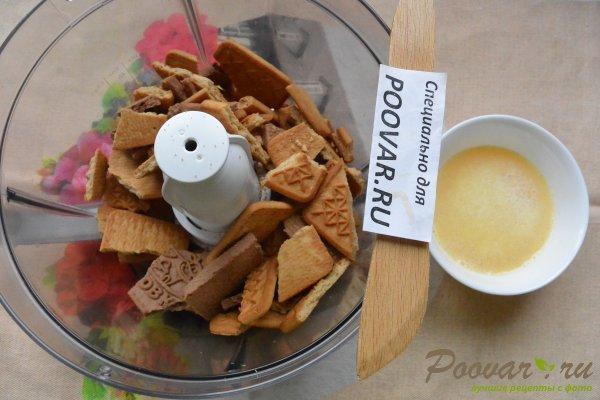 Чизкейк без выпечки с фруктами и желе Шаг 2 (картинка)