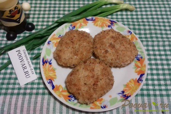 Рисовые котлеты с курицей Шаг 10 (картинка)