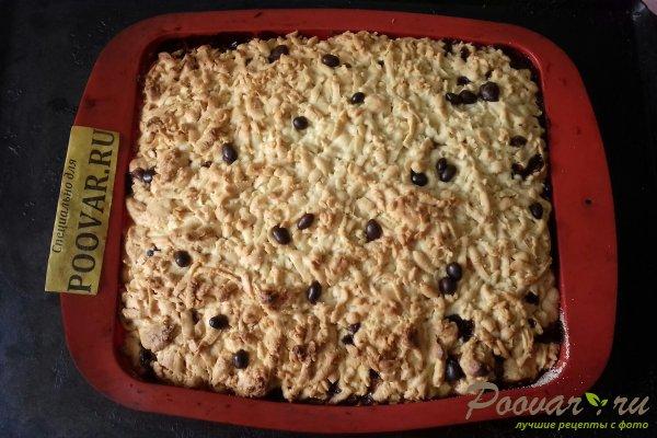 Тёртый пирог с творожной начинкой Шаг 12 (картинка)