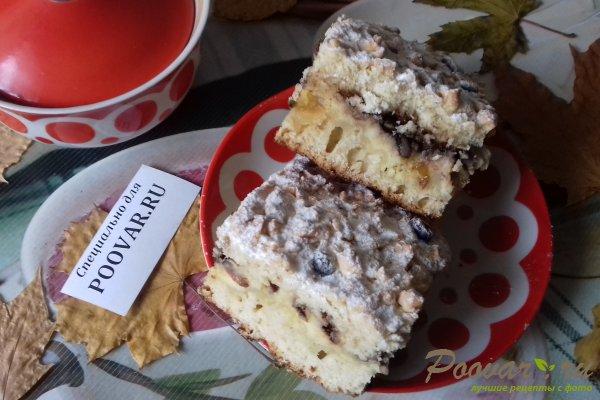 Тёртый пирог с творожной начинкой Шаг 13 (картинка)