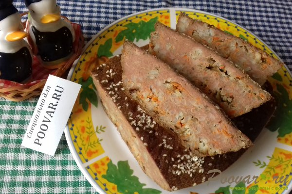 Кекс из куриной печени Изображение