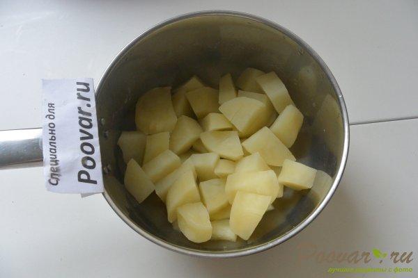 Рулетики из картофеля и курицы Шаг 1 (картинка)